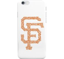 SF Giants Stained iPhone Case/Skin