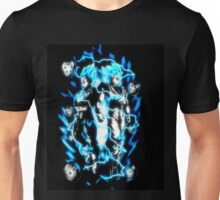 Goku & Vegeta Super Saiyan GoD/Blue Unisex T-Shirt