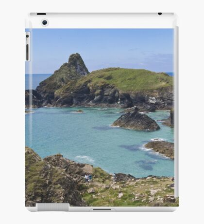 A Tranquil sea. iPad Case/Skin