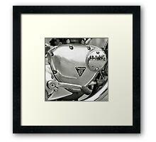 Coffee Stop Framed Print