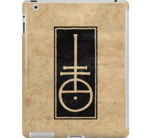 Nicolas Jenson's Typographer Mark iPad Case/Skin