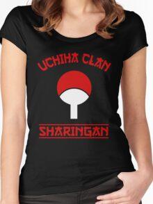 Uchiha Clan Women's Fitted Scoop T-Shirt