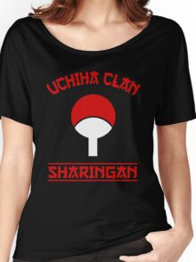 Uchiha Clan Women's Relaxed Fit T-Shirt