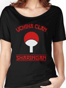 Uchiha Clan Women's Relaxed Fit T-Shirt