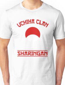Uchiha Clan Unisex T-Shirt