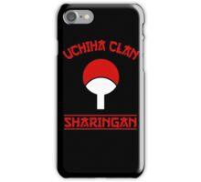 Uchiha Clan iPhone Case/Skin