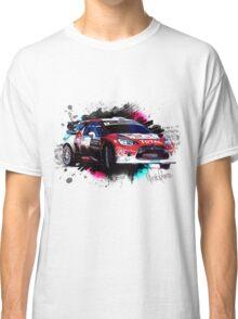 WRC - Kris Meeke's Citroen DS3 Classic T-Shirt