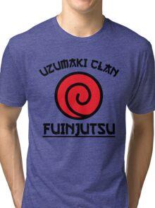 Uzumaki Clan Tri-blend T-Shirt