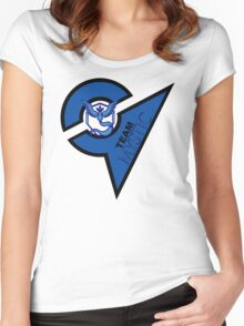 Team Mystic Gym Women's Fitted Scoop T-Shirt