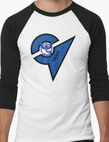 Team Mystic Gym Men's Baseball ¾ T-Shirt