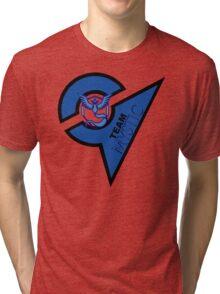 Team Mystic Gym Tri-blend T-Shirt