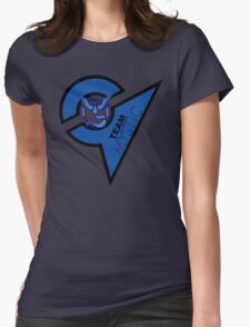 Team Mystic Gym Womens Fitted T-Shirt