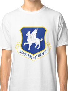 50th Space Wing (50 SW)  Crest Classic T-Shirt