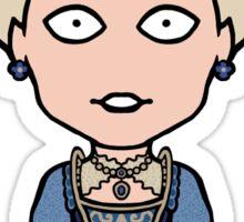 Queen Anne (season 3) Sticker