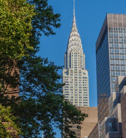 The Chrysler Building Sticker