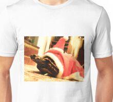 Santa tortoise  Unisex T-Shirt