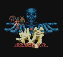 Golden Axe by G-Spark