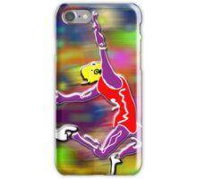 Long Jumper _ Olympic Sport 005 iPhone Case/Skin