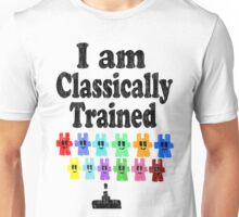 I am Classically Trained (vintage) Unisex T-Shirt