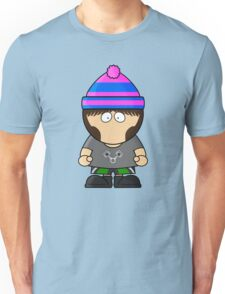 Guy Martin Cartoon Design Unisex T-Shirt