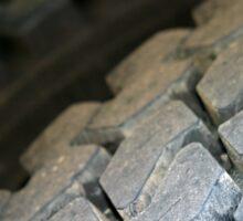 Tire Surface Sticker