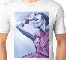 Diamond queen  Unisex T-Shirt