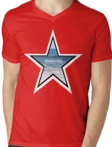 Hamilton - Oceans Rise Mens V-Neck T-Shirt