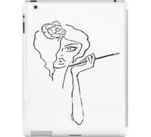 °cigarette iPad Case/Skin