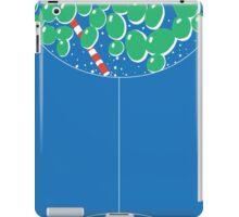 Green cocktail iPad Case/Skin