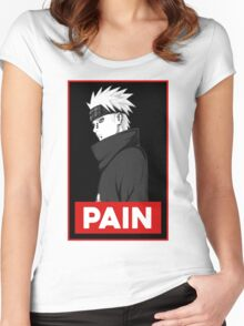 Pain Women's Fitted Scoop T-Shirt