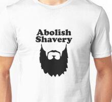 Abolish Shavery Unisex T-Shirt