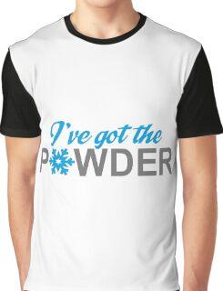I've got the powder Graphic T-Shirt