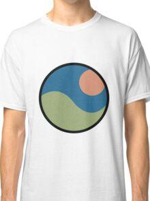 Rolling Hills Sunset Classic T-Shirt