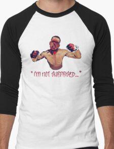 I'M NOT SURPRISED Men's Baseball ¾ T-Shirt