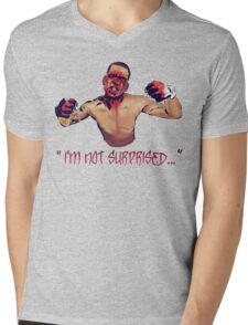I'M NOT SURPRISED Mens V-Neck T-Shirt