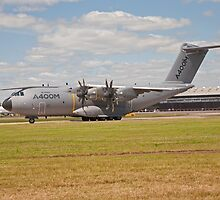Airbus 400M by Keith Larby