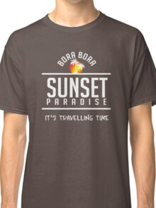 Summer In Paradise Classic T-Shirt