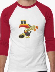 GUINNESS RUGBY AMERICAN FOOTBALL IRISH IRELAND Men's Baseball ¾ T-Shirt