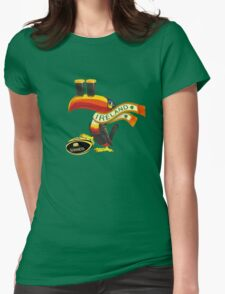 GUINNESS RUGBY AMERICAN FOOTBALL IRISH IRELAND Womens Fitted T-Shirt