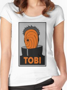 Tobi  Women's Fitted Scoop T-Shirt