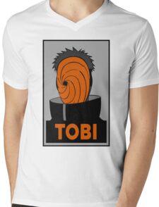 Tobi  Mens V-Neck T-Shirt