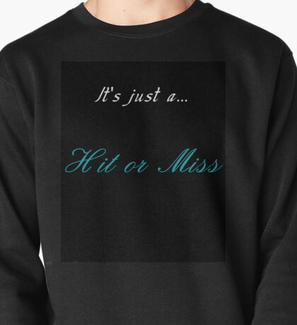 Jacob Sartorius Hit or Miss Pullover