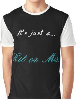 Jacob Sartorius Hit or Miss Graphic T-Shirt