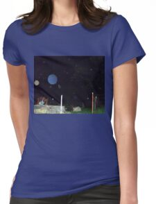 More Orbs -- Orb Reporting Photo Womens Fitted T-Shirt