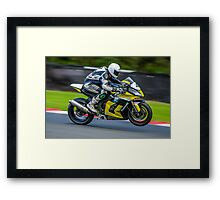Motorsport Framed Print