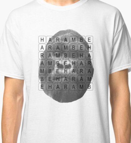 Harambe Memorial Classic T-Shirt
