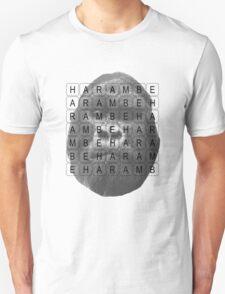 Harambe Memorial Unisex T-Shirt