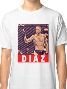 UFC 202 Diaz RED Classic T-Shirt