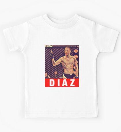 UFC 202 Diaz RED Kids Tee