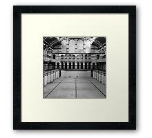 Moseley Road Baths Framed Print